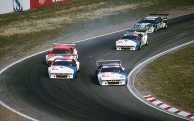 Los BMW M1 Procar vuelven a la pista