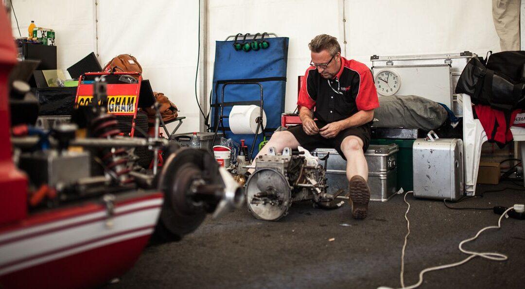 Le Mans Classic 2016: los mecánicos