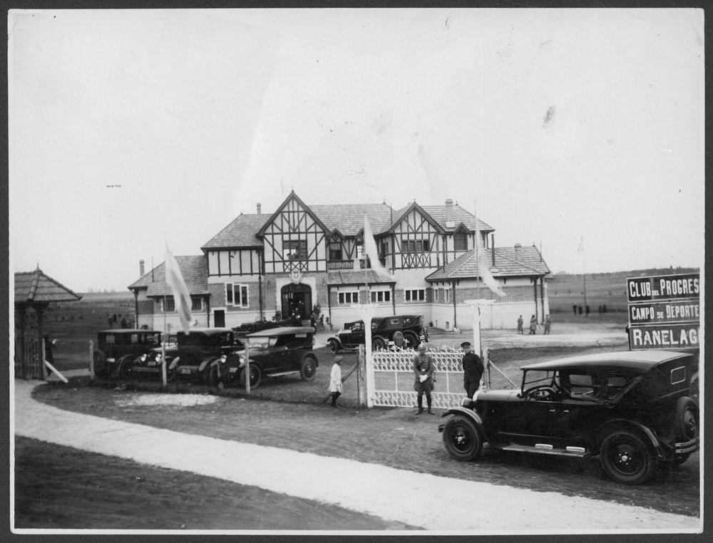 Rannelagh Club