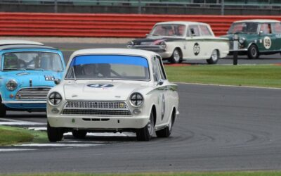 Silverstone Classic 2016: los Turismo hasta 2 litros