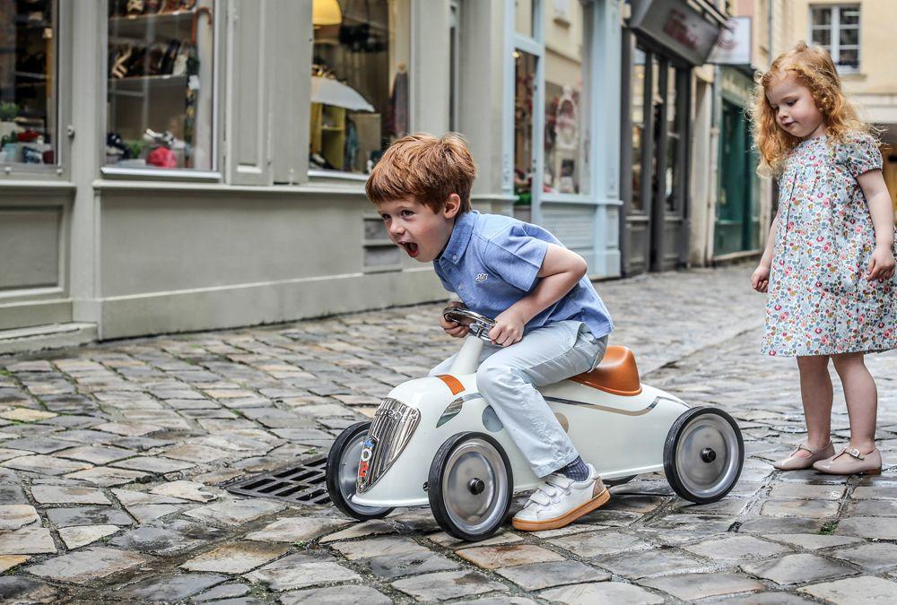 Los juguetes para chicos de Peugeot