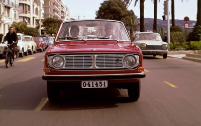 El Volvo 140 cumple 50 años