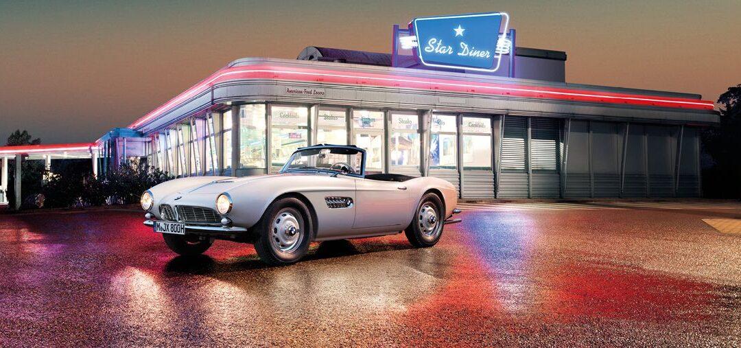 Elvis está vivo y su BMW también