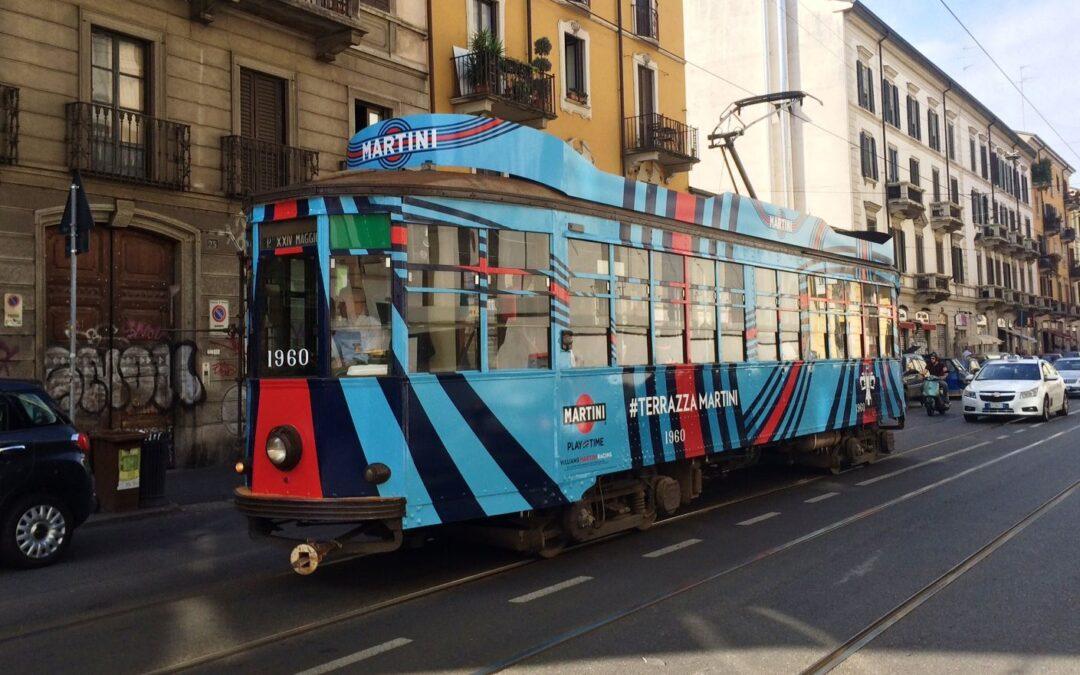 El Tram Martini