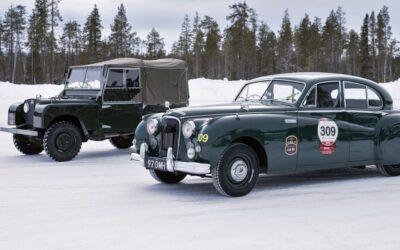 La era del hielo de Jaguar y Land Rover