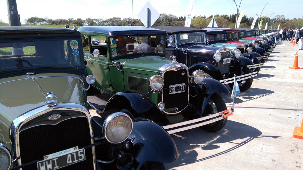 Día Internacional del Ford A 2016: con A de Argentina