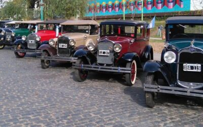 Se viene el Día Internacional del Ford A