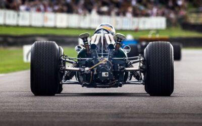 Goodwood Revival 2016: el tributo a Jack Brabham