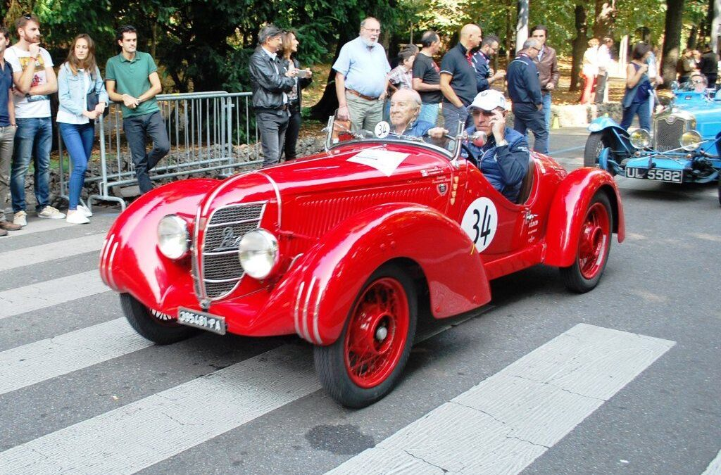 Circuito Cittá de Milano 2016: de regreso a Sempione