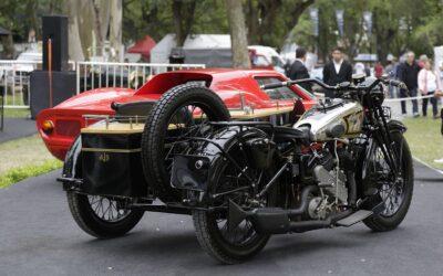 Autoclásica 2016: motos ganadoras