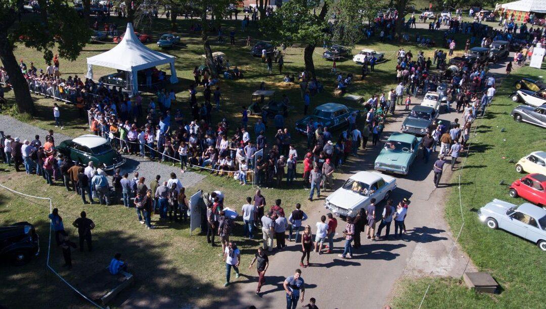 Autoclásica 2016: y el dron best of show es…