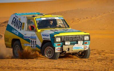 De regreso al Sahara, treinta años después