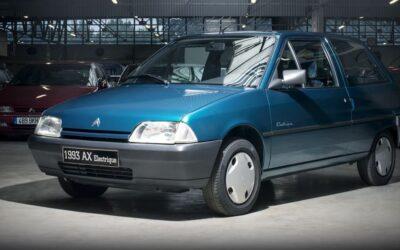 30 años atrás nacía el Citroën AX