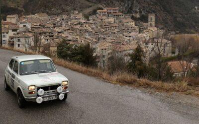 Rally Montecarlo Historique 2017: Seat y los argentinos II