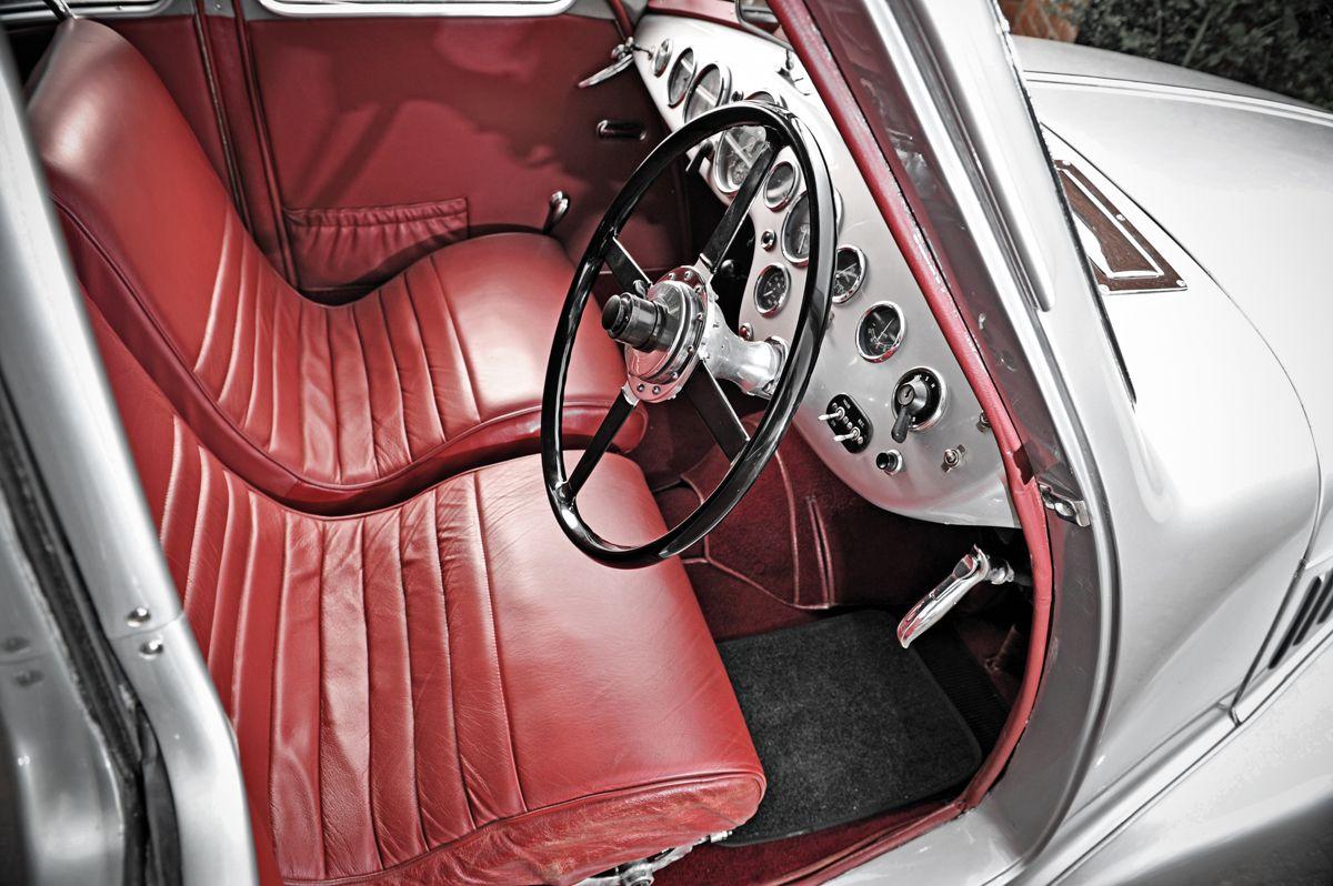 Aston Martin Atom interior credit Simon Clay