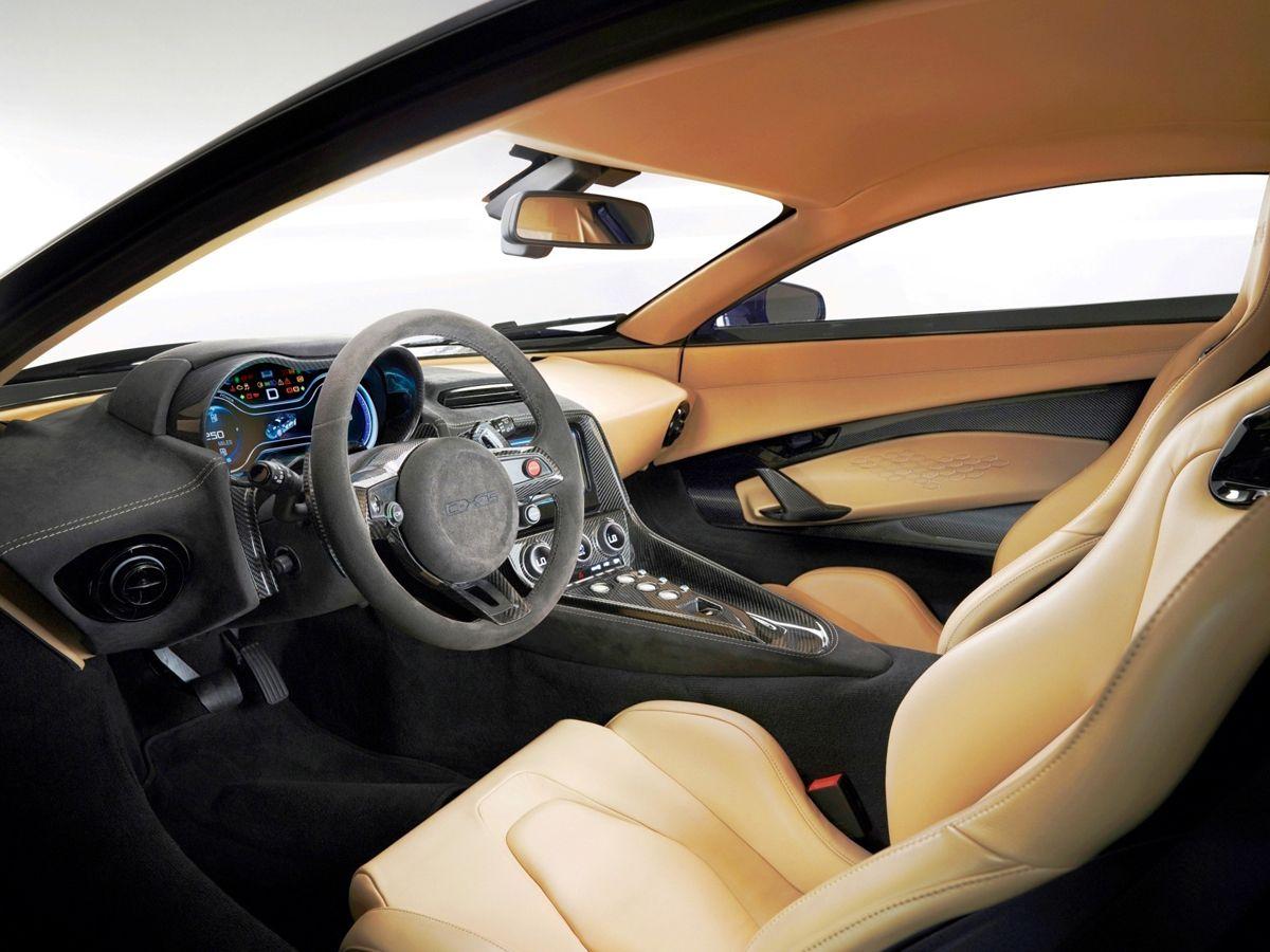 Jaguar C-X75 interior credit Jaguar Land Rover