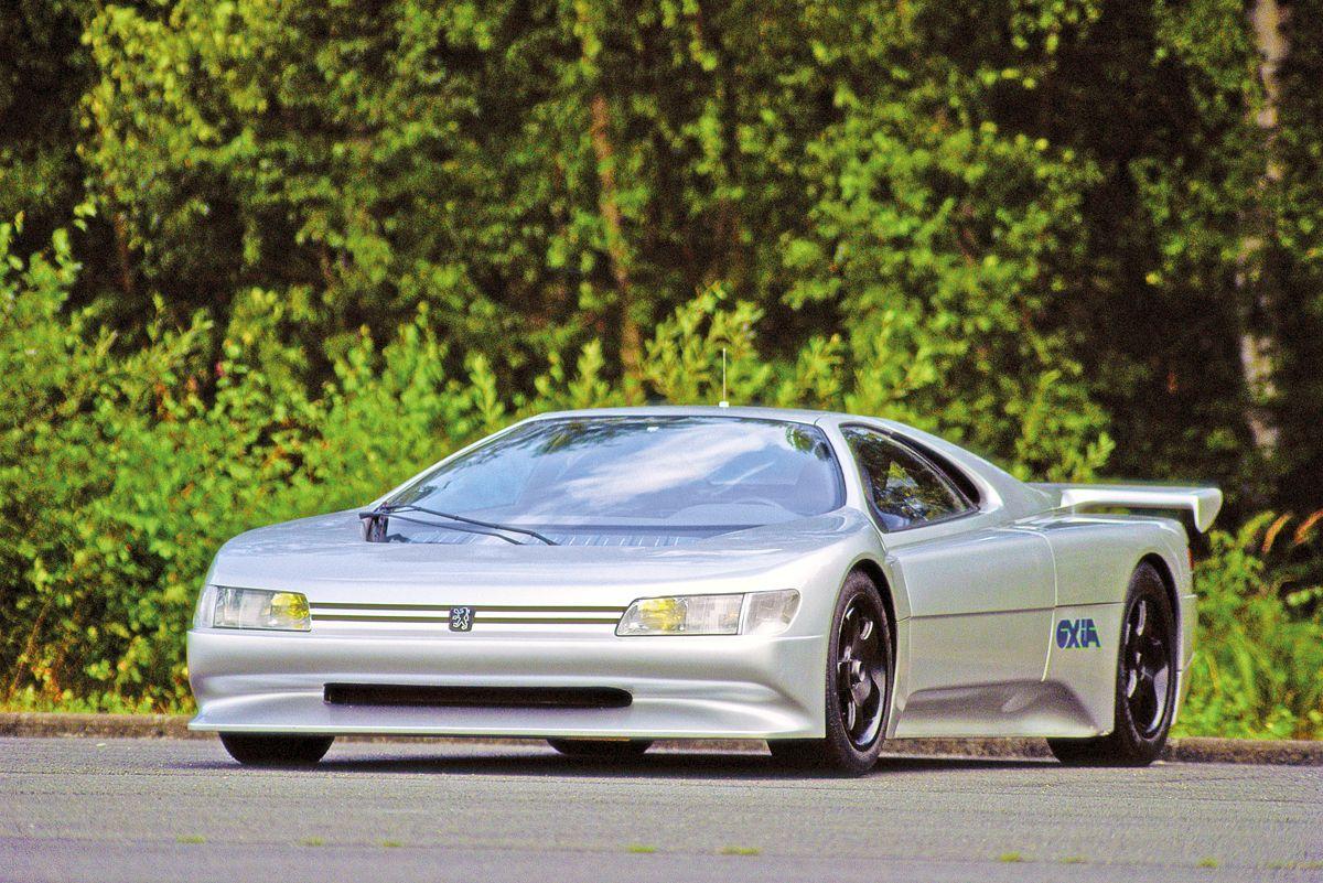 Peugeot Oxia interior credit Peugeot