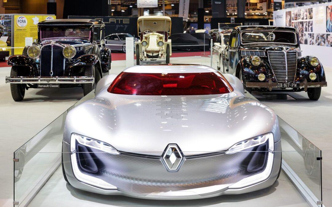 Retromobile 2017: el diseño según Renault
