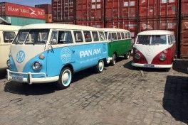 CA - 14/09/2016 - Kombis brasileiras e outros Volkswagen antigos fabricados no pa's s‹o exportados de Santos para a Europa (portos de AntuŽrpia e Bremen) - Fotos de Bart Struyf / Divulga‹o