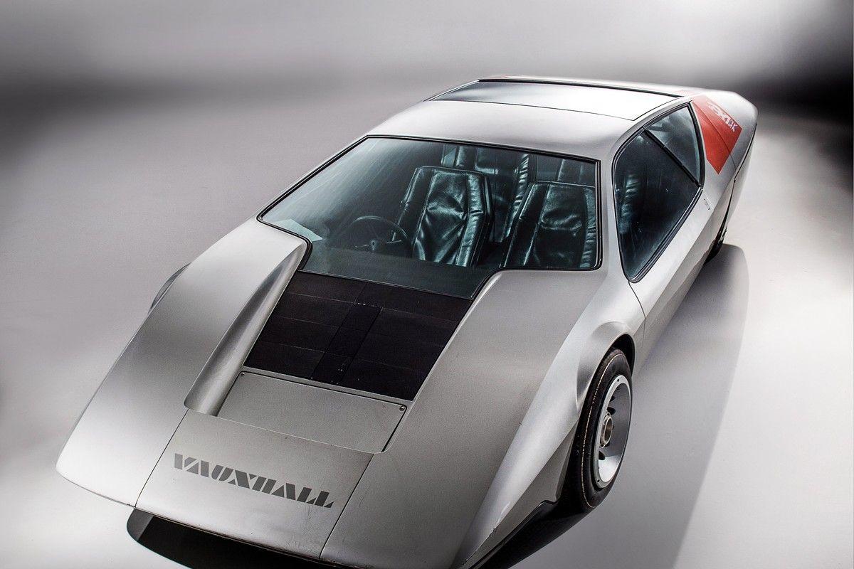 Vauxhall SRV credit James Lipman