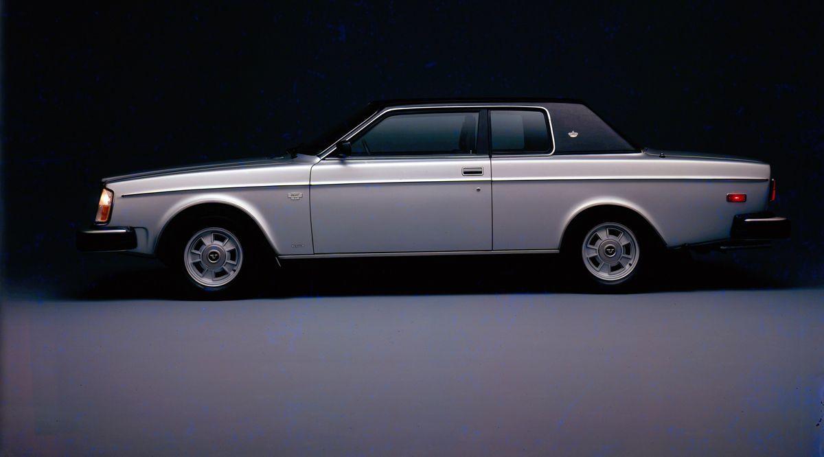 40 años del Volvo 262 C