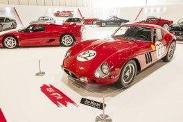 Ferrari GTO slider