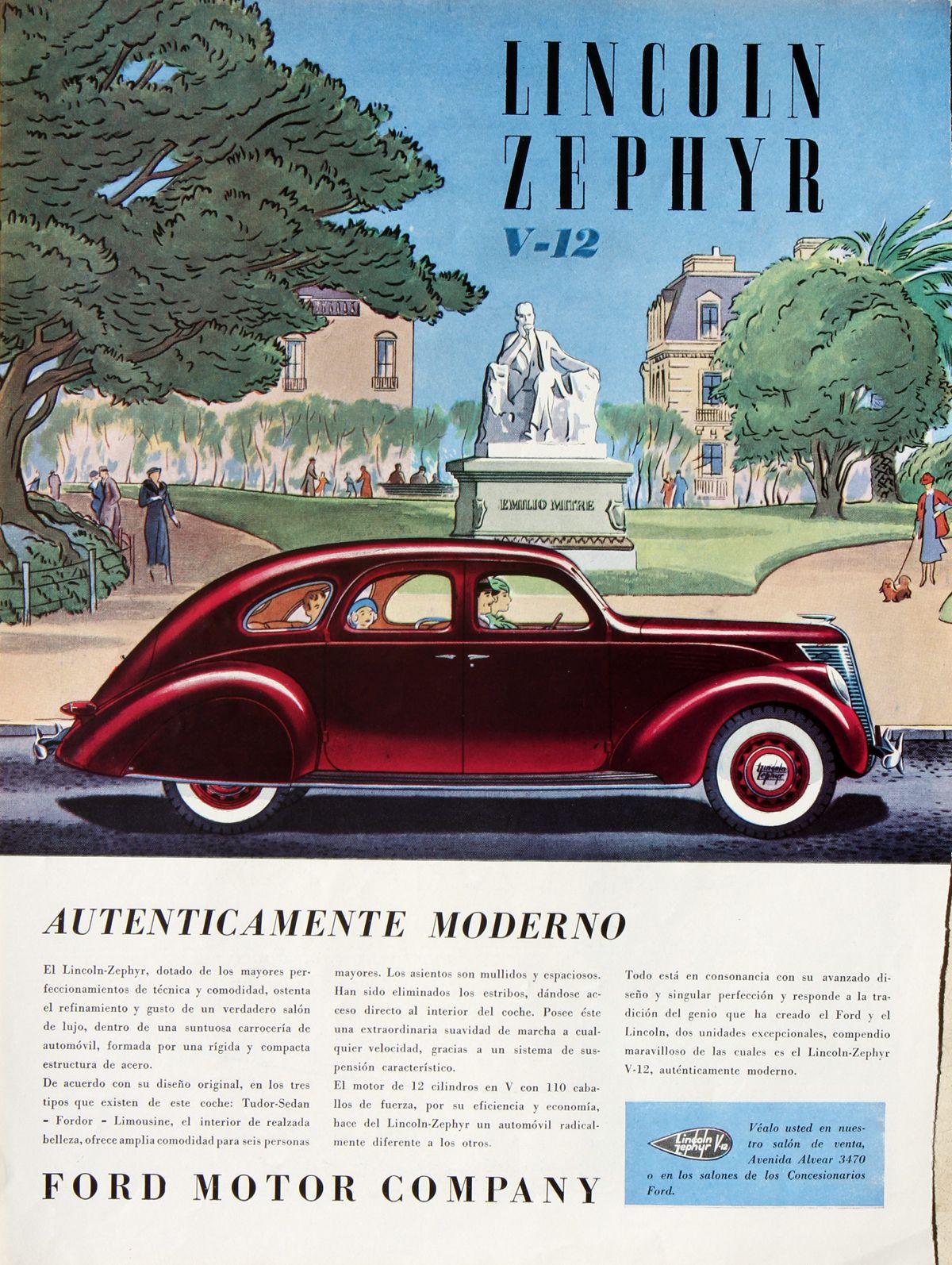 Lincoln Zephyr V12 Emilio Mitre_Argentinaweb