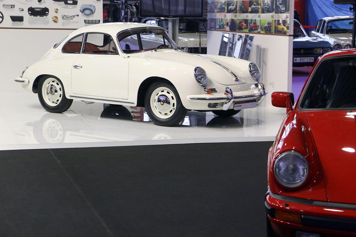 Porsche 356B - 1962