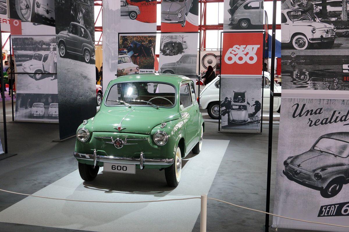 Seat 600 - 1957