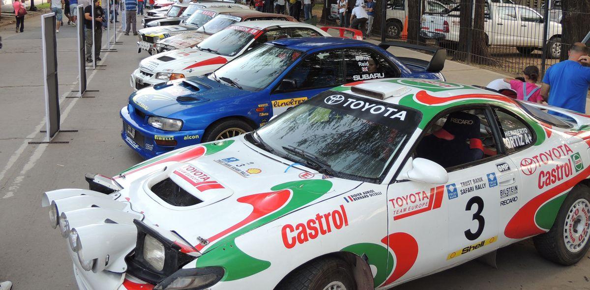 Leyendas del Rally 2017: alta fiesta en Córdoba
