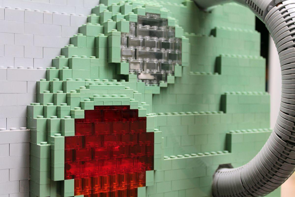 Lego carvan 3