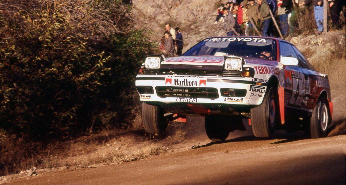 Rally-slider