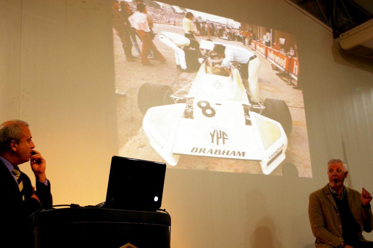 01 El Brabham BT 34 ganador en Interlagos 72 sin puntos