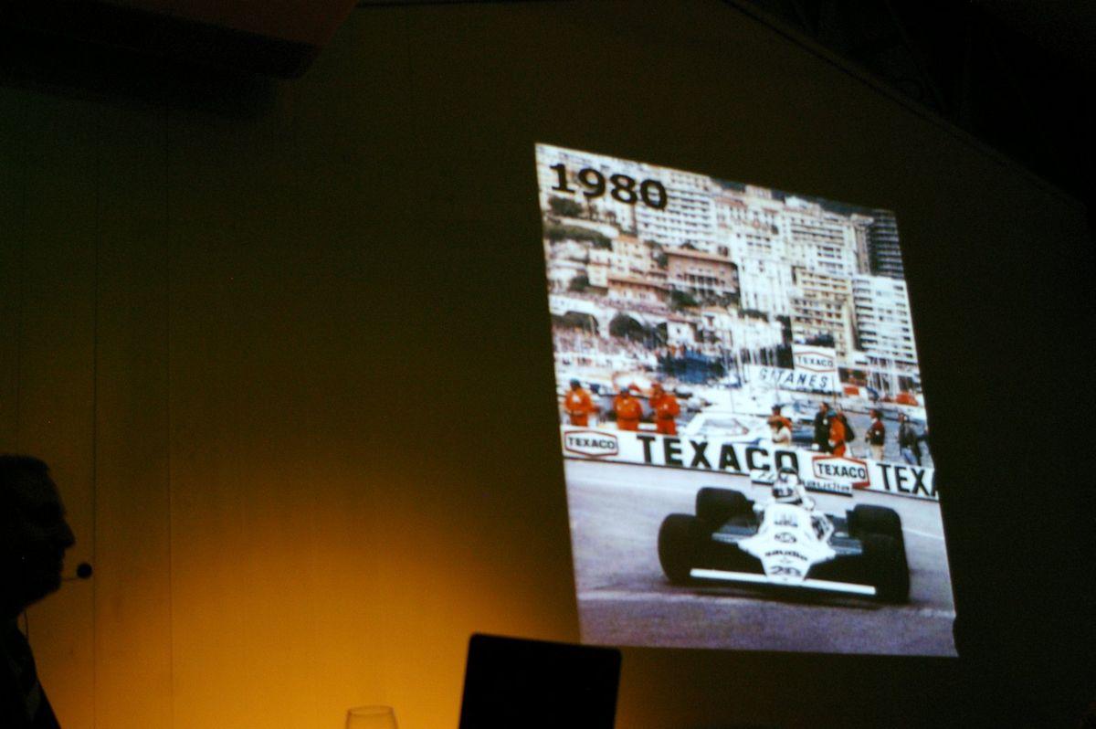 051Mónaco 1980 con el Williams FW 07