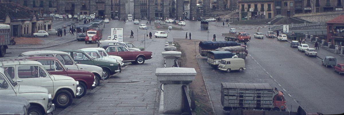 Identifíquese y archívese #1: el Acueducto de Segovia