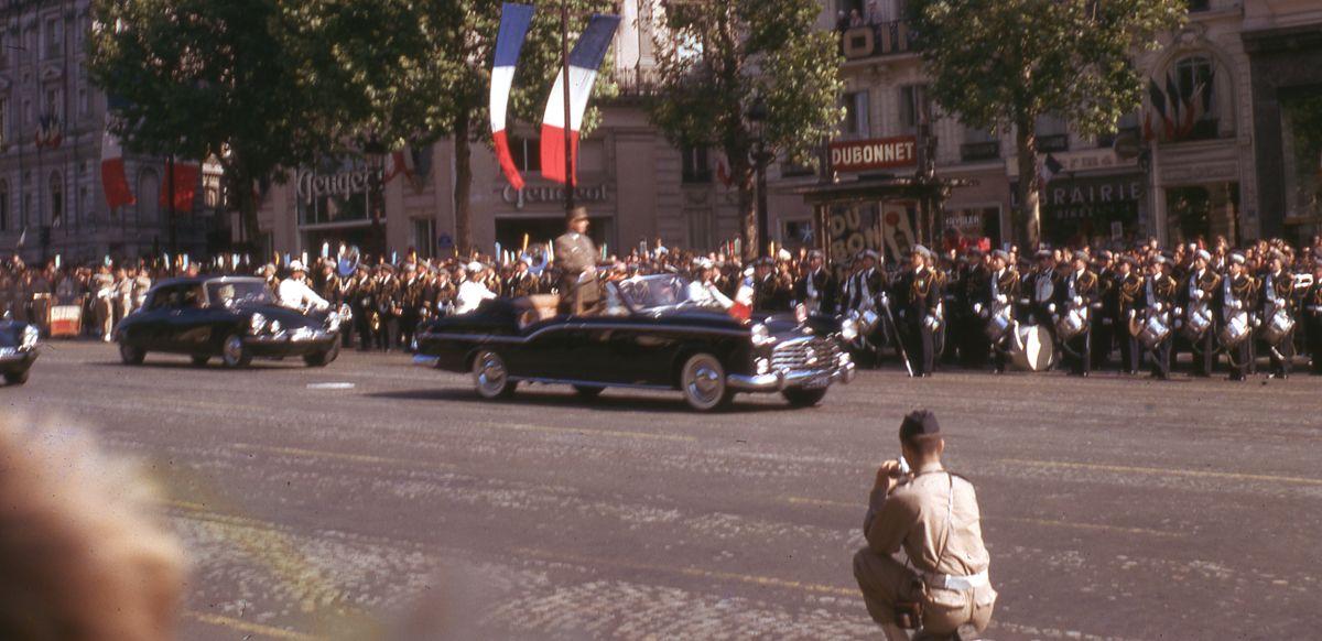 Identifíquese y archívese #2: el Citroën de De Gaulle