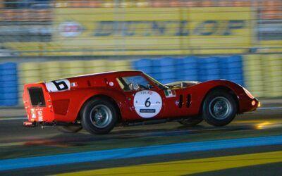 Chantilly Arts & Elegance 2017: la previa de las Ferrari LM