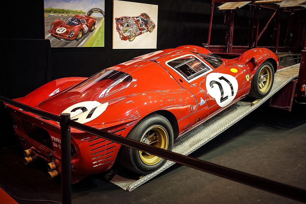 1967 - Ferrari 330 P4 0858∏DR