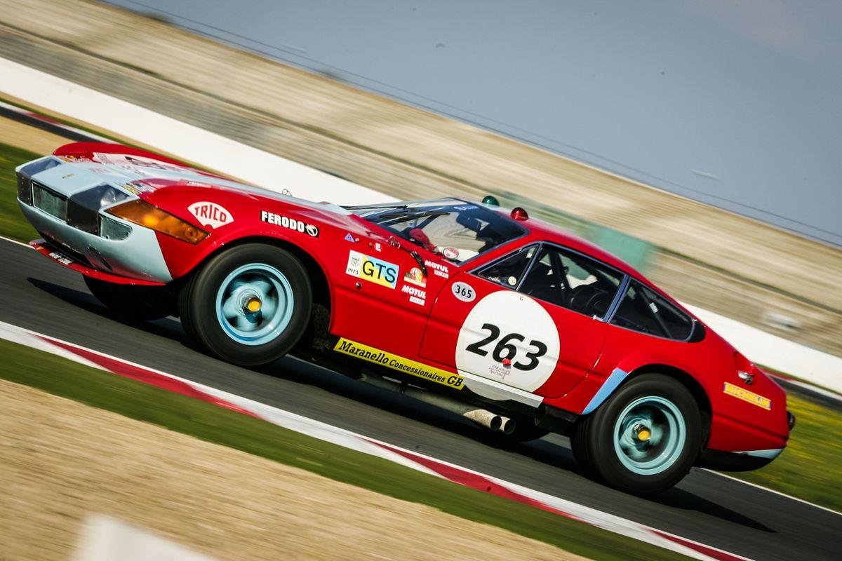 1972 - Ferrari Daytona 15373 ∏Frederic Veillard