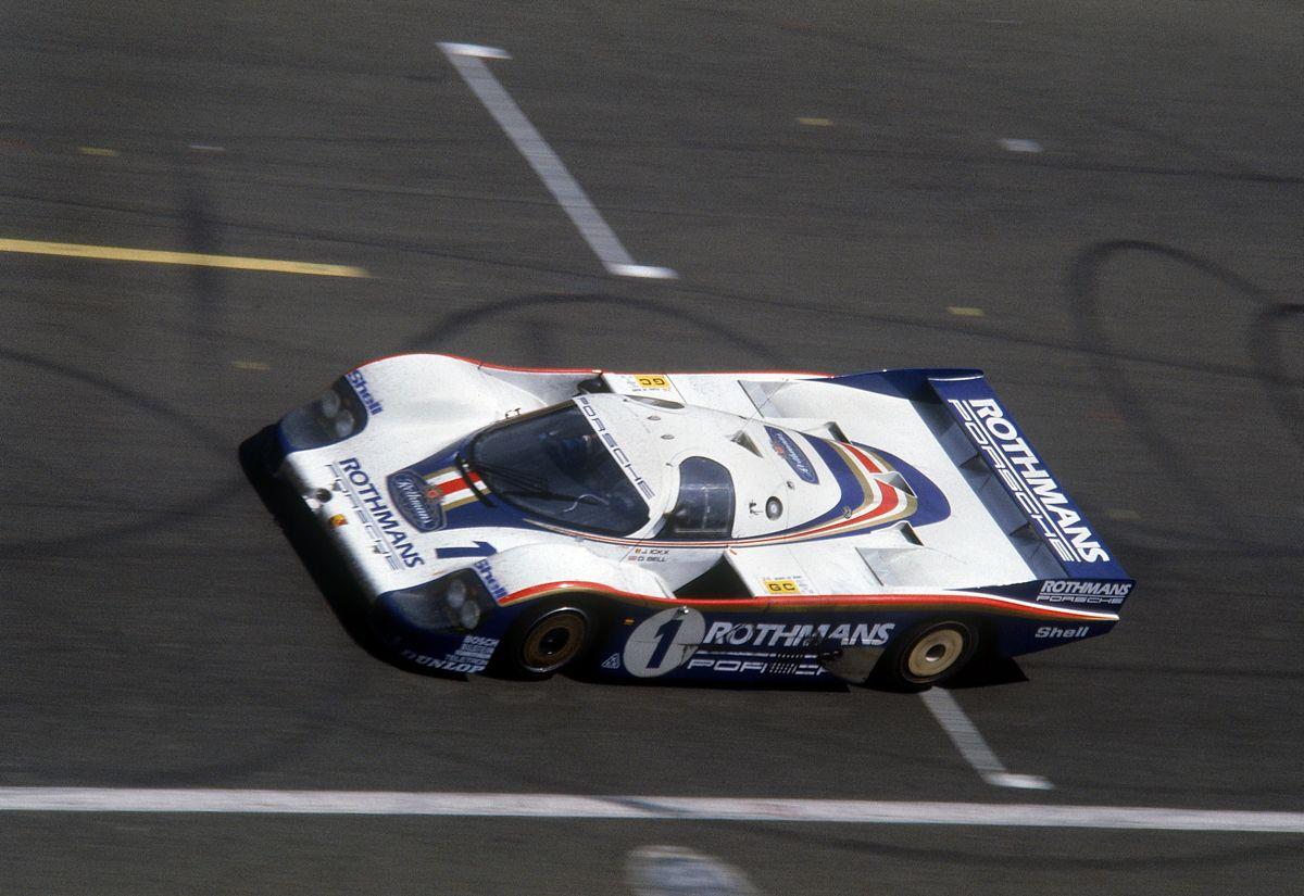 Porsche 956 LH 1982