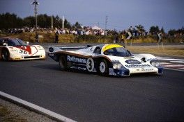 Porsche 956 LH 1983