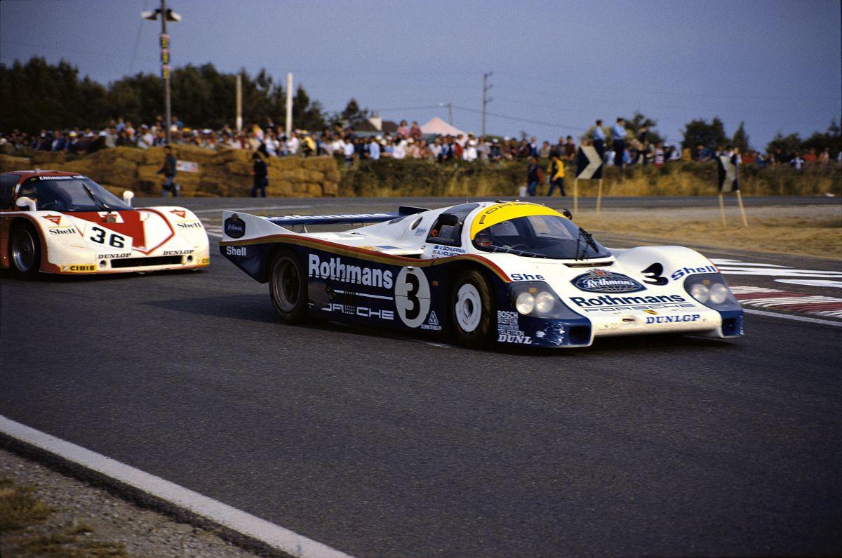 Le Mans 2017: los Porsche ganadores