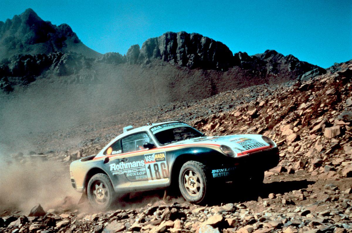 1986 Dakar