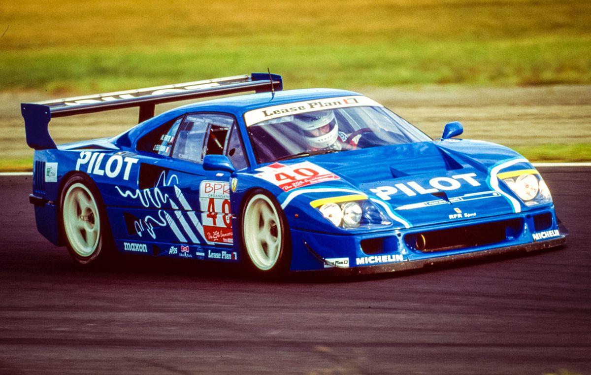 1995 - Ferrari F40 LM ∏Peter Auto