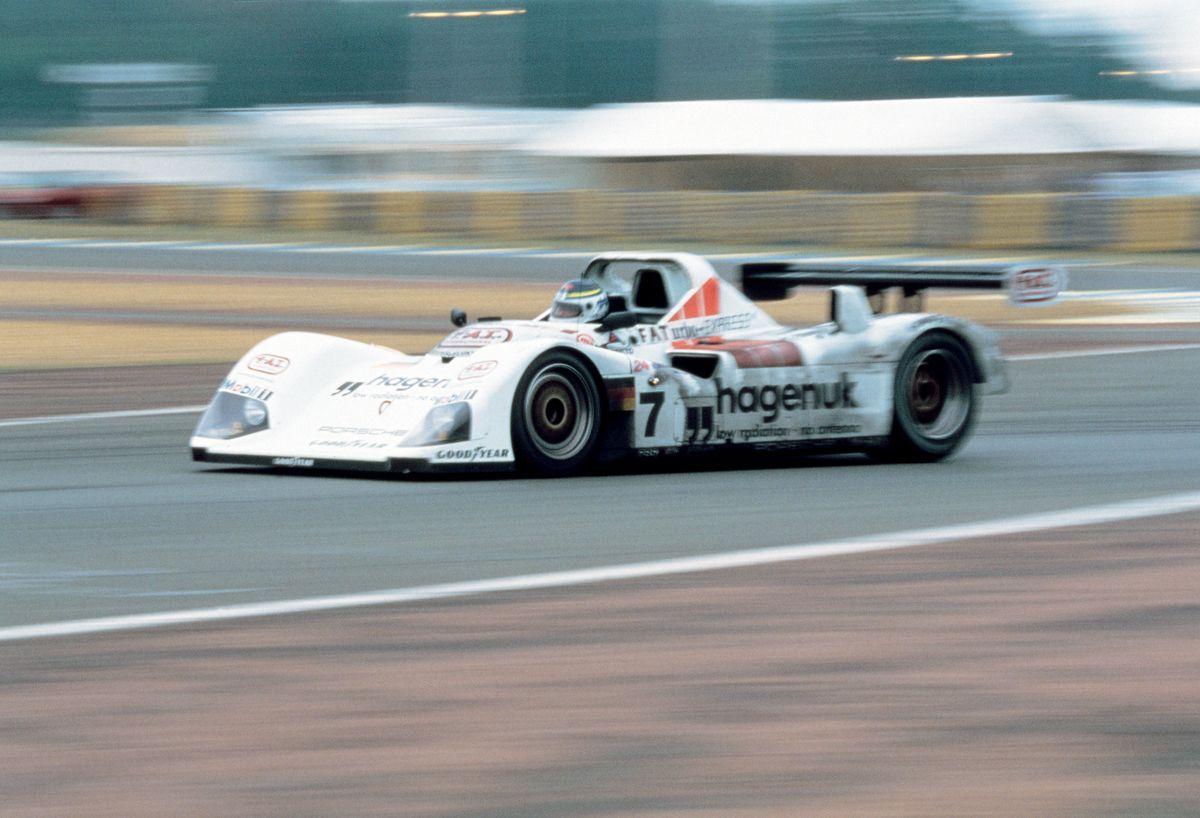 1997 PORSCHE TWR-Porsche