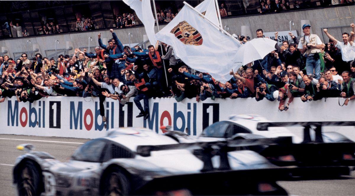 1998 PORSCHE 911 GT1 Doblete en Le Mans 1998 P01_1427_a4