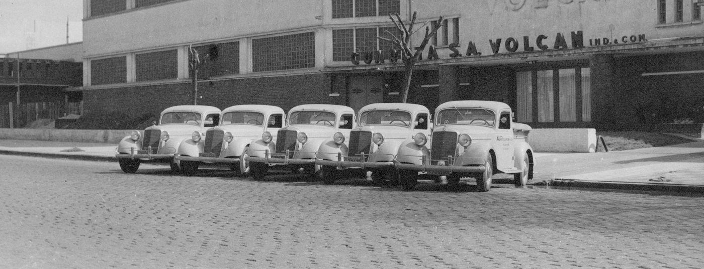 La tradición de pick-ups Mercedes-Benz nacionales