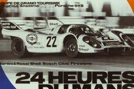 4 - PORSCHE - 24h de Le Mans 1971
