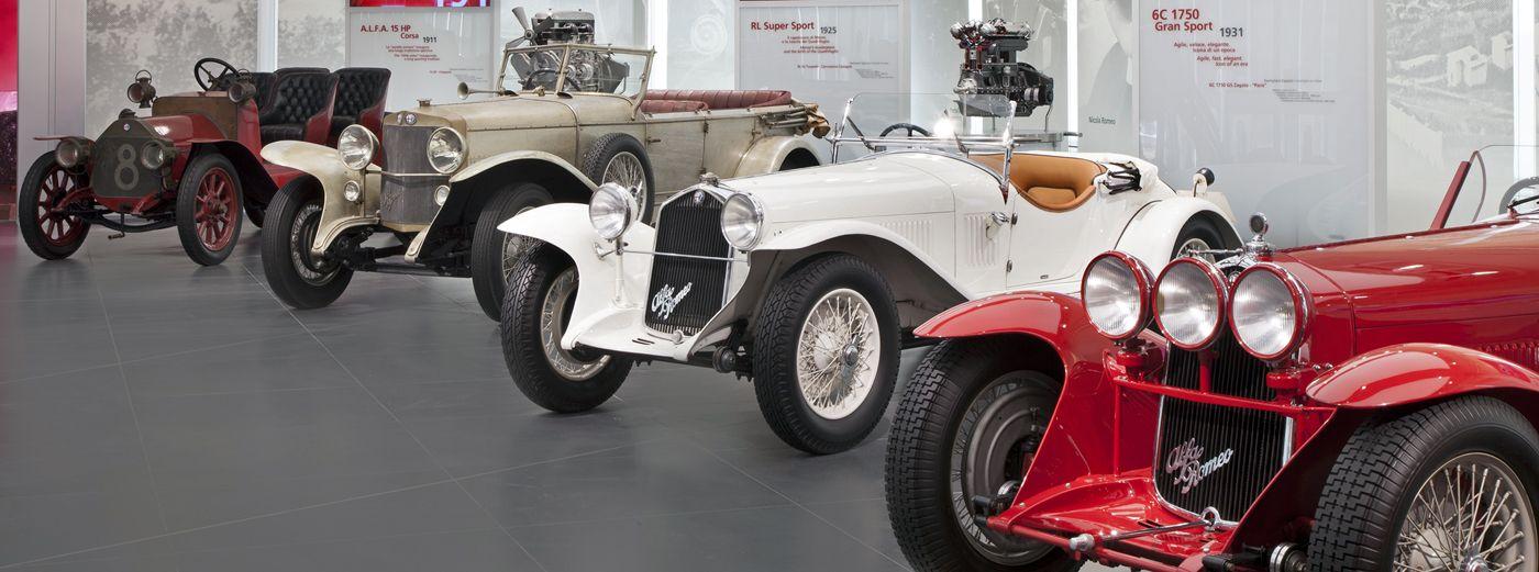 Alfa Romeo celebra de local sus 107 años