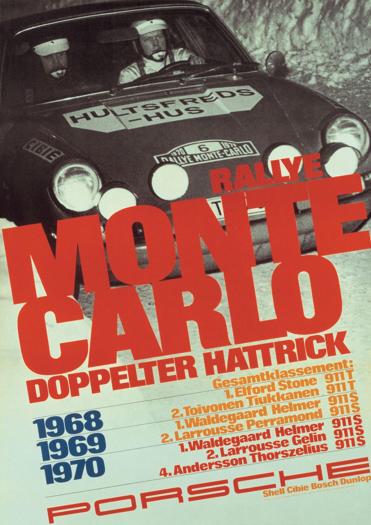 Cartel Monte-Carlo